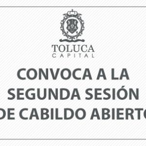 Sesión de Cabildo Abierto