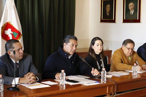 Resultados positivos en una semana de administración: Juan Rodolfo Sánchez Gómez