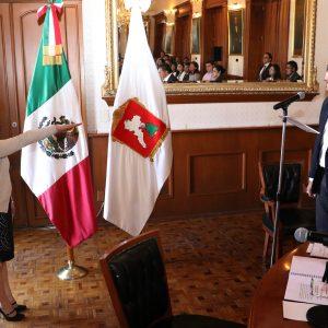 Aprueba Cabildo de Toluca Comisión para renovar a las Autoridades Auxiliares