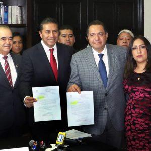 Presenta Toluca iniciativas para crear el Instituto Municipal de la Mujer y el IMPLAN