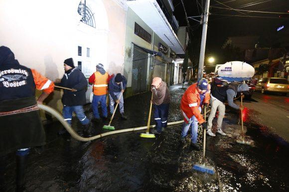 Trabaja Toluca en el embellecimiento de espacios públicos