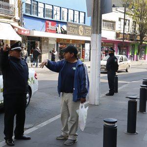 Refuerza Toluca seguridad en el Centro Histórico