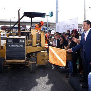 Dejará Toluca de ser la ciudad del bache: Juan Rodolfo Sánchez
