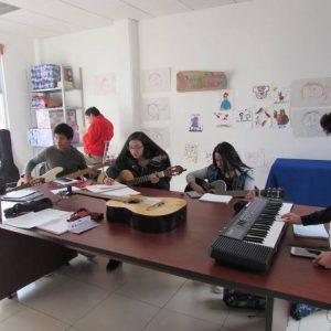 Diversión y aprendizaje en la Casa de Cultura de Cacalomacán