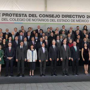 Gobiernos municipal y estatal trabajan de la mano para que le vaya bien a la capital: Del Mazo