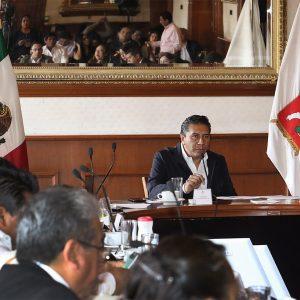Las manifestaciones no nos van a detener: Juan Rodolfo Sánchez Gómez