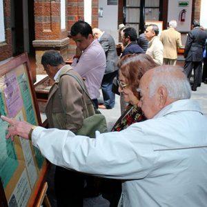 Inauguran exposición documental histórica de Toluca 1868-1917