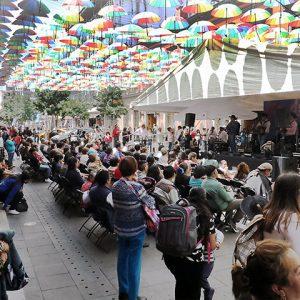 Disfrutan cientos de toluqueños primer día de la Fiesta de la Música