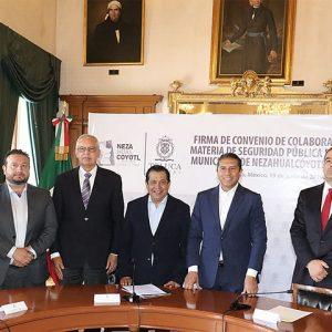 Esencial la seguridad pública para recuperar paz y tranquilidad: Juan Rodolfo Sánchez Gómez