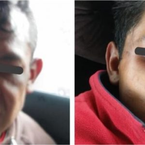 Detiene policía de Toluca a dos por intento de robo a interior de vehículo