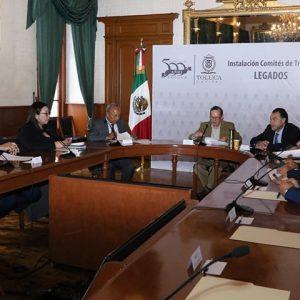 Instalan Legados Conmemorativo y de Infraestructura rumbo a los 500 años de la fundación de Toluca
