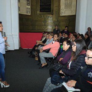 Toluca trabaja para prevenir la violencia digital contra las mujeres