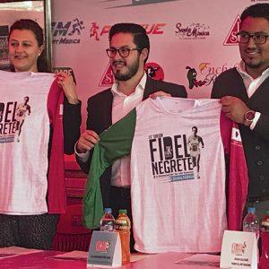 """Invita Toluca a la 25ª edición de la Carrera Atlética """"Fidel Negrete"""" 7K y 14K"""