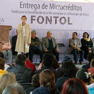 FONTOL, iniciativa para fortalecer la economía toluqueña