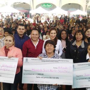 Asesora Toluca a tres municipios en materia de desarrollo económico