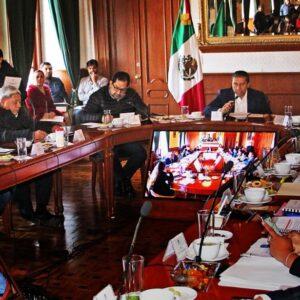 Aprueba Cabildo de Toluca exhorto al gobierno estatal para no incrementar costo del transporte público