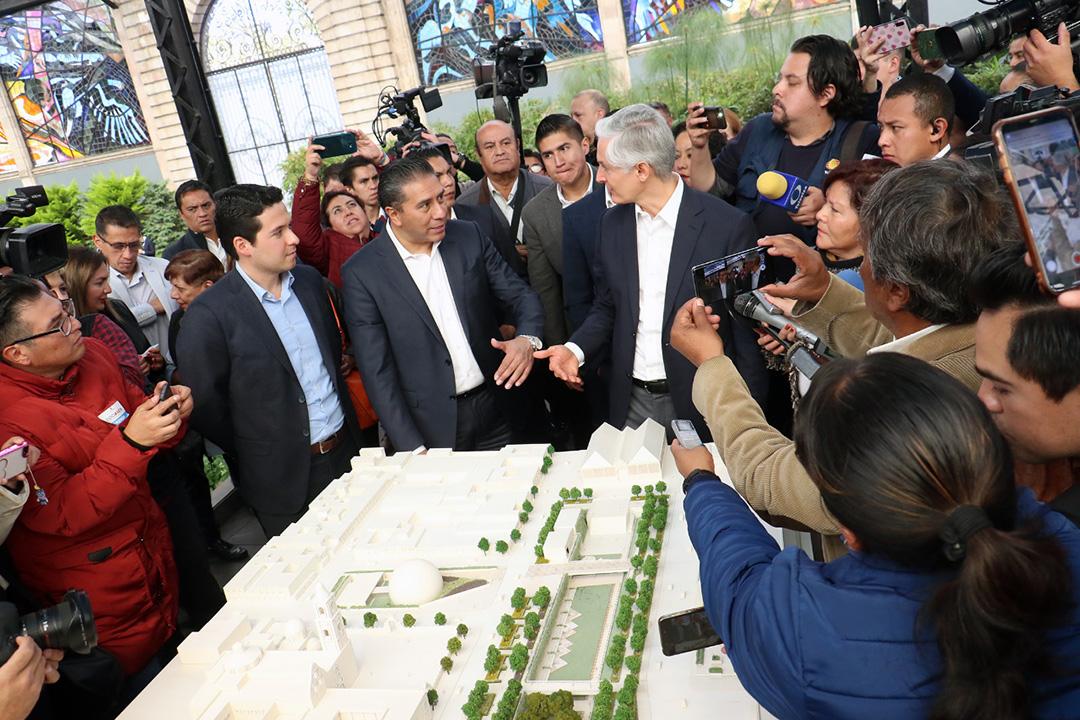 Toluca está cambiando; Centro Histórico dará la bienvenida a un nuevo espacio público vibrante, vanguardista y sustentable