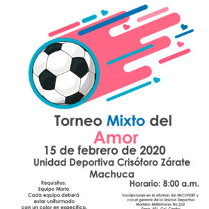 Invita Toluca a festejar el día del amor y la amistad con activación física