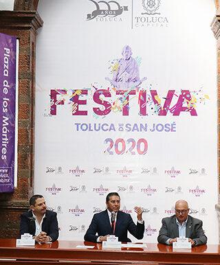 Festiva Toluca 2020, un evento a la altura de la capital del estado