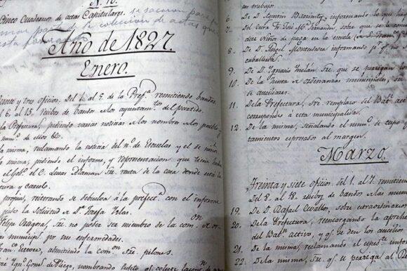 Resguarda Archivo Histórico de Toluca patrimonio documental de la capital
