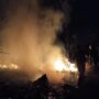 Sofocan Bomberos de Toluca incendio en La Teresona