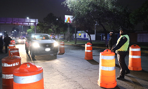 Reduce 25% de accidentes aplicación de alcoholímetro en Toluca