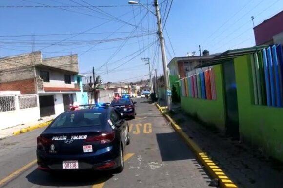 Refuerza Toluca recorridos de seguridad en el municipio