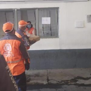 Entrega Toluca equipo de protección a personal de recolección de basura
