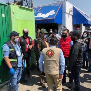 Exhortan autoridades de Toluca a realizar un último esfuerzo y quedarse en casa