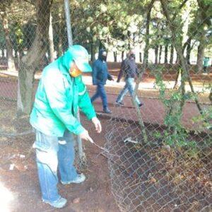 Autoridades de Toluca solicitan no acudir al parque Alameda