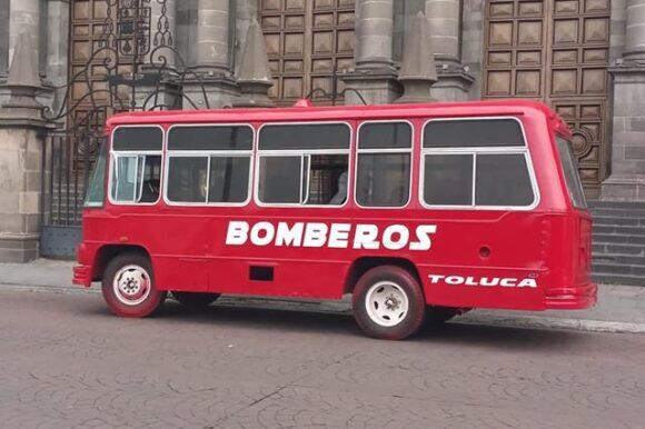 Rehabilitan unidad de PC y Bomberos Toluca