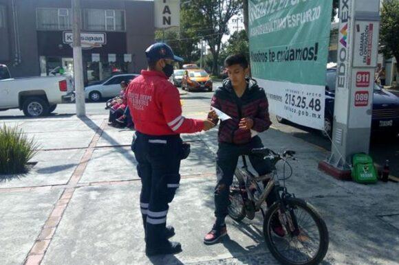 Continúan cerrados parques y plazas públicas en Toluca
