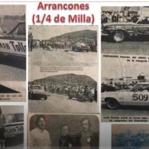 Recuerda IMCUFIDET historia del automovilismo y motociclismo en Toluca