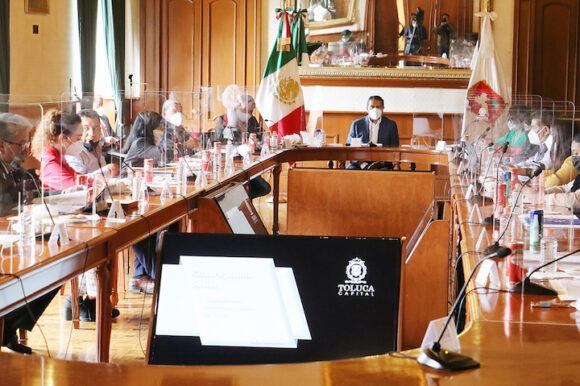 Soluciones perdurables en materia de seguridad en Toluca: Juan Rodolfo Sánchez Gómez