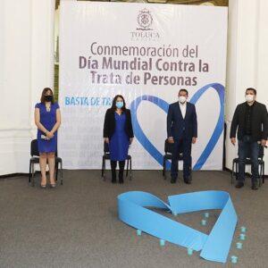 Responsabilidad de todos, prevenir y detener la trata de personas: Juan Rodolfo Sánchez Gómez