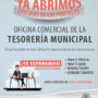 Reabre Toluca oficina de Tesorería Municipal en Los Portales