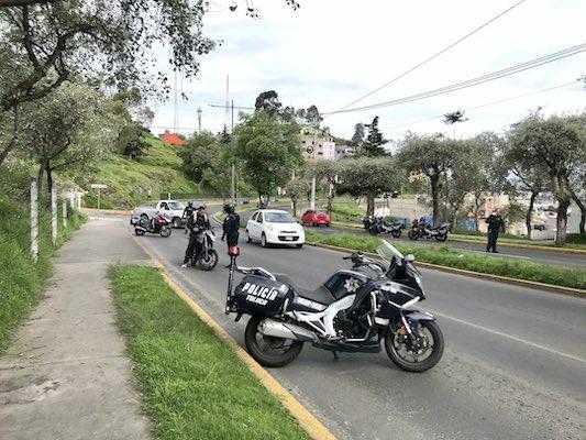 Con grupo motorizado de seguridad pública, Toluca disminuye tiempos de respuesta