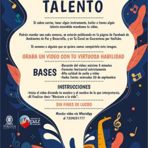 Invita Toluca a participar en la campaña Abrázate a la vida