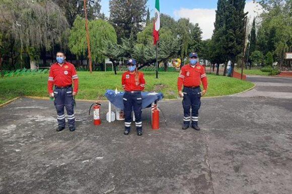 Participa Toluca en Semana Nacional de Protección Civil