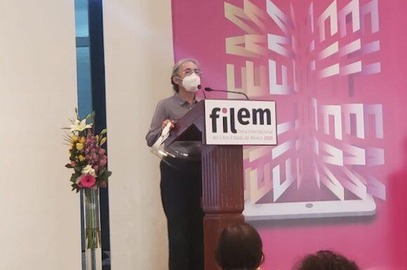 En Toluca, inicia con éxito la edición de la FILEM 2020