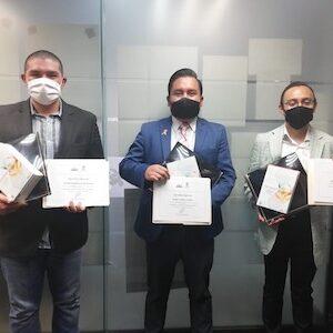Premia Toluca a ganadores del concurso Los Derechos Humanos de los adultos mayores