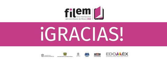 Disfrutan miles de personas de la fiesta literaria FILEM en Toluca