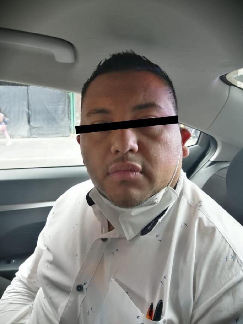 Policía de Toluca detiene a presunto extorsionador que ofrecía plazas en el H. Ayuntamiento