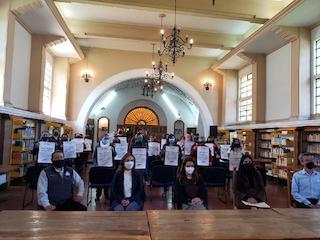 Convierte Toluca espacios culturales en Centros de Paz
