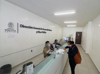 Invita Toluca a tramitar la licencia de construcción en sus oficinas de la Alameda