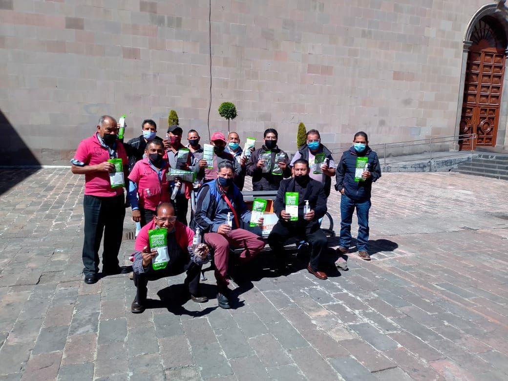 Boleros de Toluca, protegidos ante contingencia por COVID-19