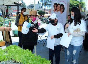 Jornada de servicios de Ambientes de Paz y Desarrollo llega a San Cristóbal Huichochitlán