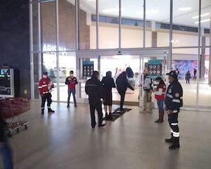 PC Toluca verifica cumplimiento de medidas sanitarias en establecimientos comerciales