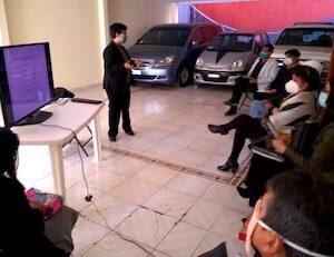 Capacita Toluca a las autoridades auxiliares en mediación