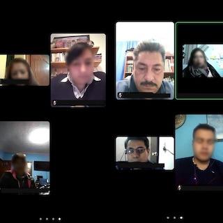 Defensoría de Derechos Humanos imparte pláticas virtuales en escuelas de Toluca